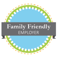 Family Friendly Employer badge