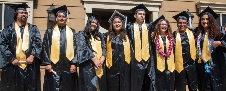 Rancho Cielo graduation 2019
