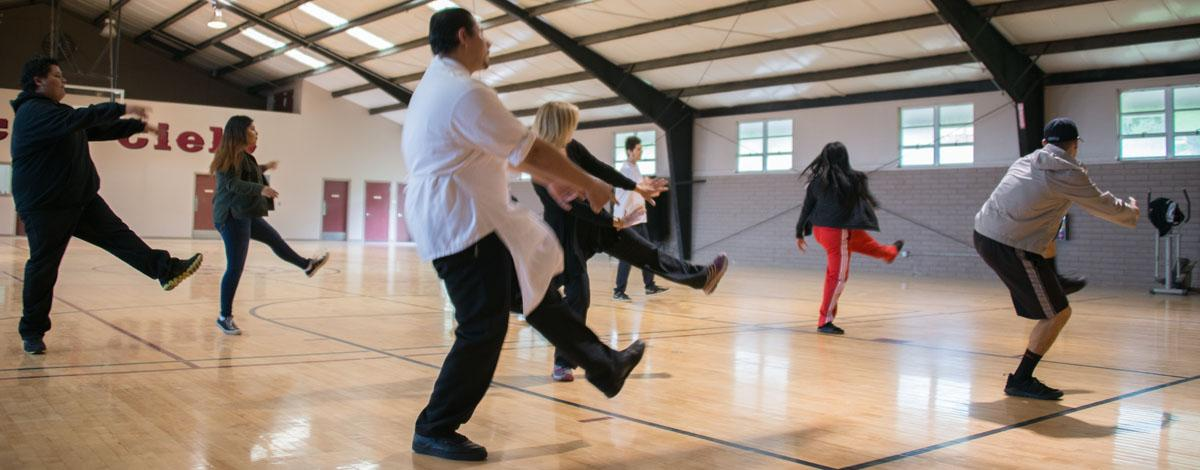 Community Recreation Dance Class