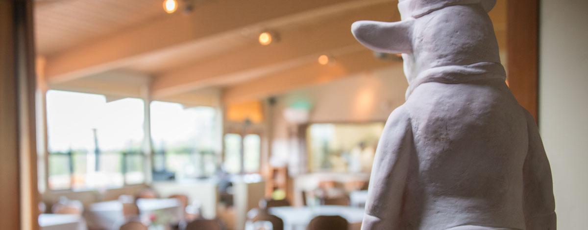 Drummond Dinning Room Bar Pig Statue
