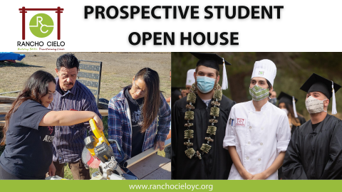 Prospective Student Open House every Tuesday