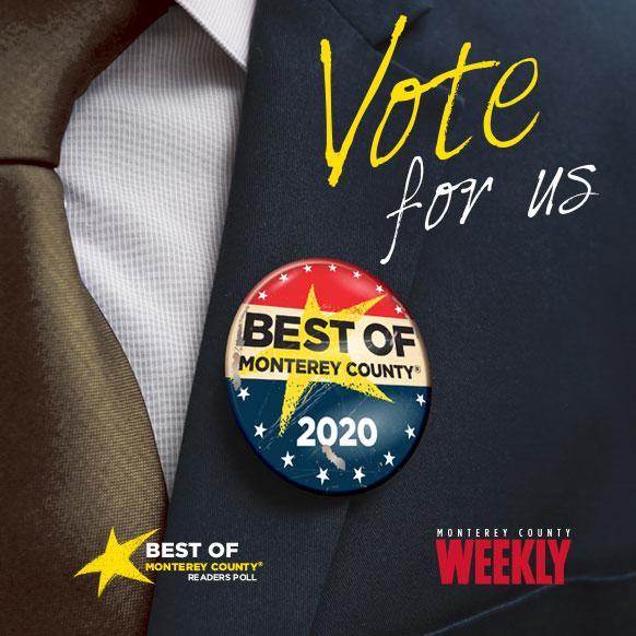MC Weekly Best of Monterey County voting