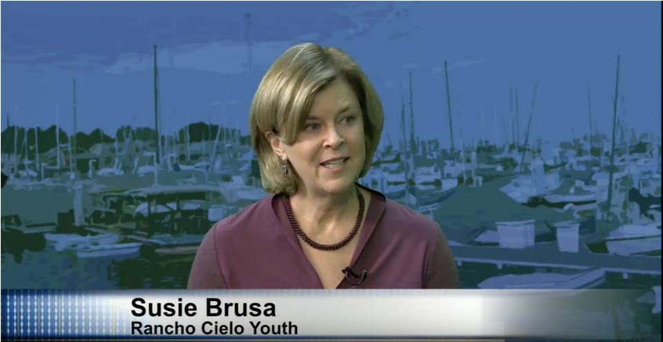 Susie Brusa on Your Town TV
